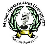 Music Scheduling University